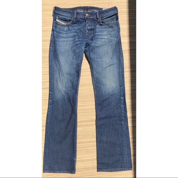 e8f6fb5c Diesel Jeans | Zatiny Regular Boot Cut Button Fly 0823g | Poshmark
